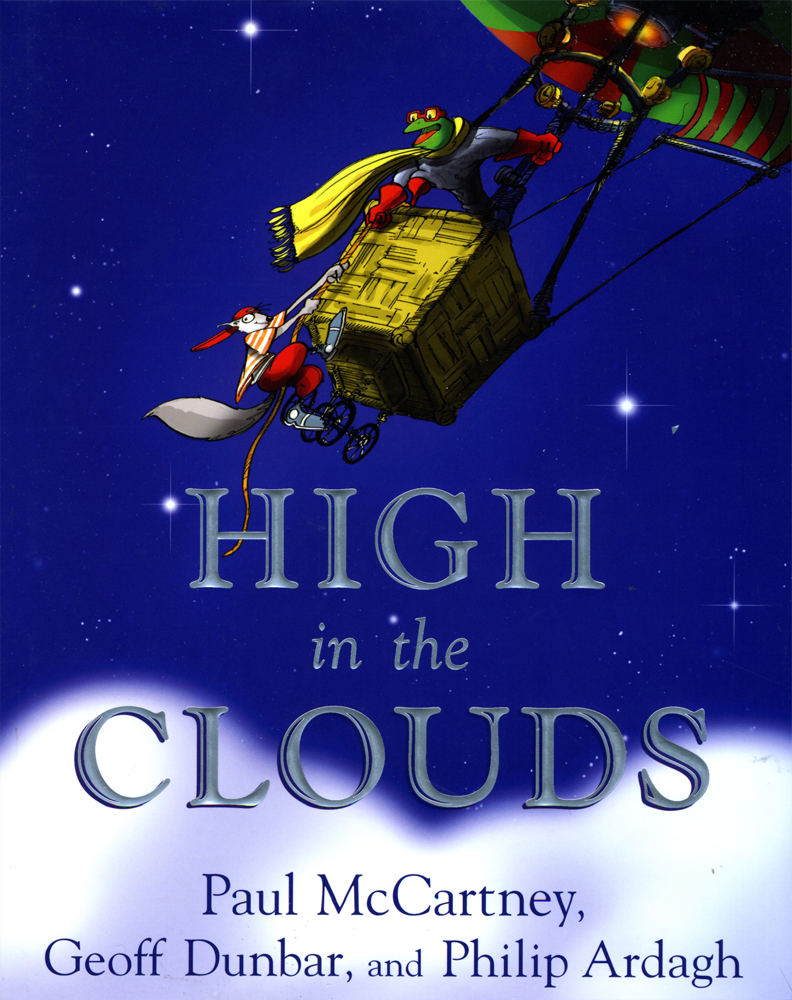 High In The Clouds Book